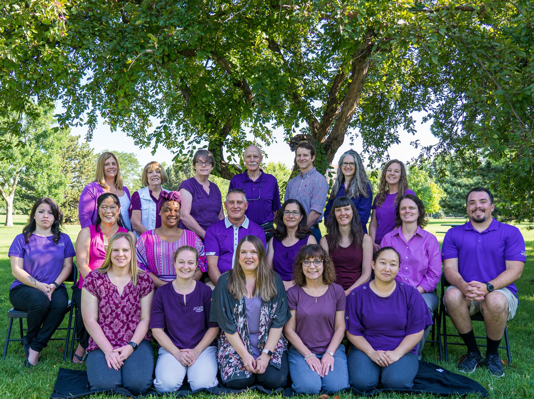 What Sets Us Apart: Caring Pathways Team Photo